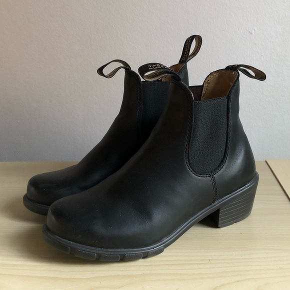 d34643041 Blundstone Shoes - Blundstone Heeled Boot 1671